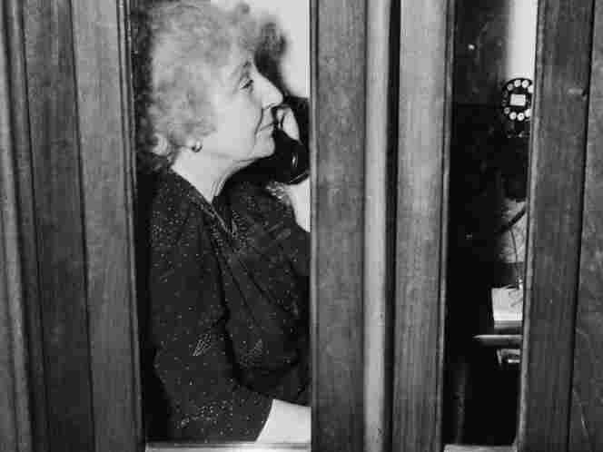 After Rep. Jeannette Rankin voted against the U.S. entering war with Japan, she was mobbed by journalists. Rankin hid in a phone booth and waited for Capitol police to take her back to her office.