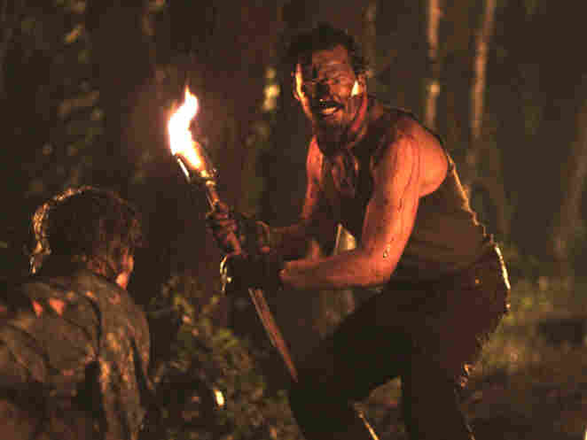 Mister (Nick Damici), an unhinged vampire hunter, saves Martin and teaches him how to survive in the post-apocalyptic wasteland.