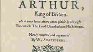 A Faux Folio At The Heart Of 'The Tragedy Of Arthur'