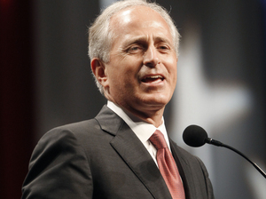 Earlier this year, Sen. Bob Corker (R-TN) helped introduce the bipartisan CAP Act, which would aim to cut federal spending by $7.6 trillion over 10 years.