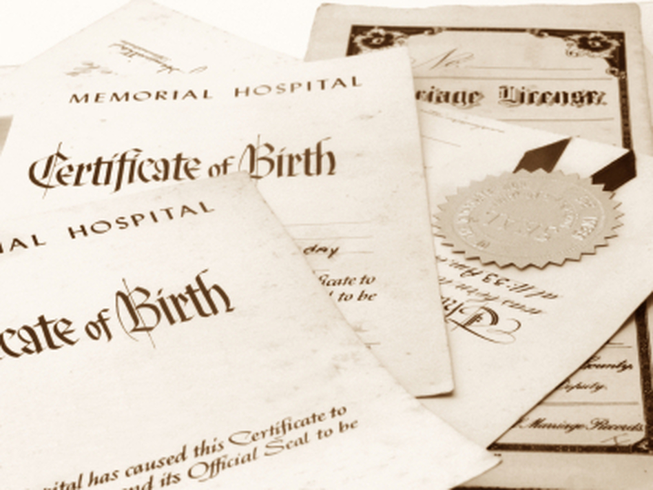 Breathing Life Into Bland, Blunt Birth Certificates | WBUR News