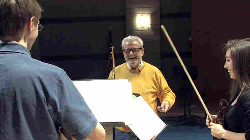 James Galway And Teens Get To The Heart Of Beethoven