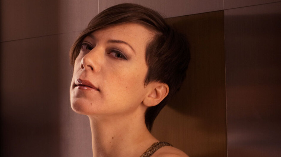 Gretchen Parlato's new album is <em>The Lost and Found</em>.