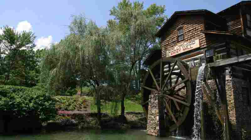 The Grist Mill at Dollywood.