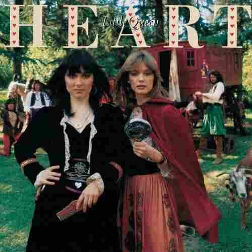 Cover of Heart's Little Queen.