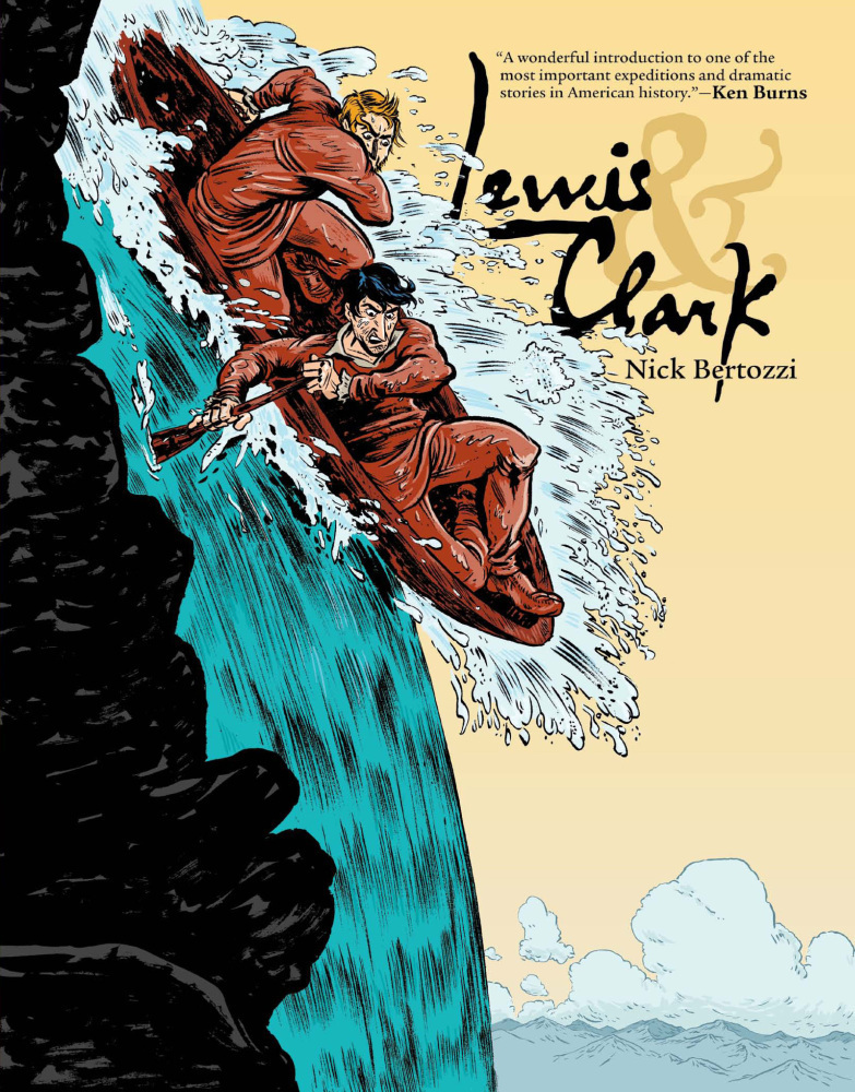 the adventure begins lewis and clark