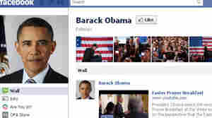 The Obama administration often uses social media like Twitter Facebook to announce public statements on subjects ranging from the federal budget to grocery lists.
