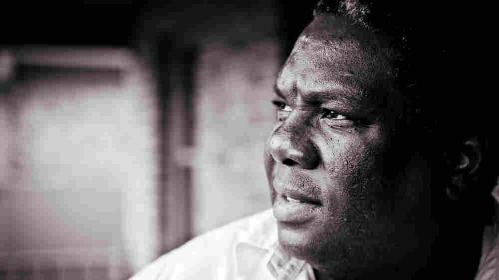 Vusi Mahlasela recently performed on World Cafe.