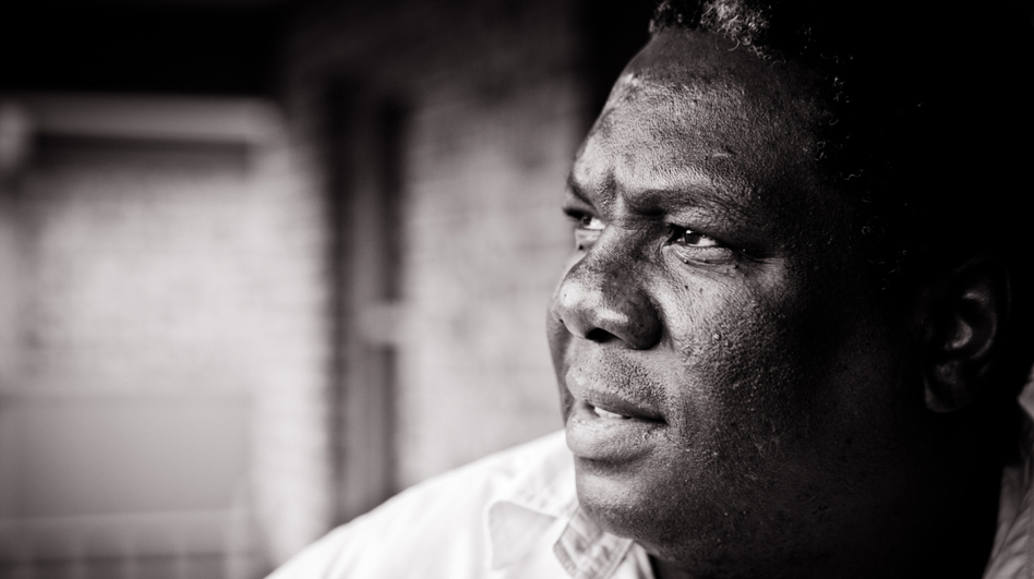 Vusi Mahlasela recently performed on World Cafe. (Courtesy of the artist)