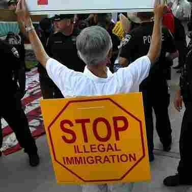 A Year Later, Arizona  Still Split Over Immigration
