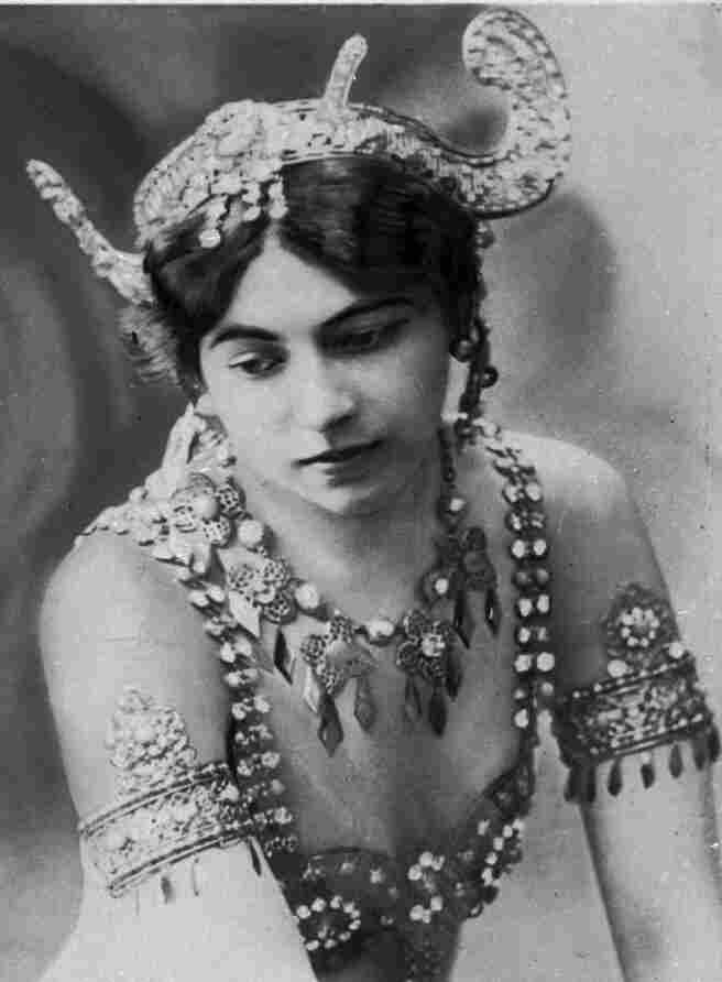 These are secrets that go all the way back to the days of Mata Hari.