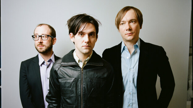Bright Eyes recently performed on World Cafe.