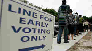Fla. GOP Pushes Controversial Voting Law Changes