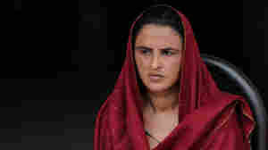 Pakistan's Supreme Court upheld the acquittal of five of the six men accused of gang-raping Mukhtar Mai, seen here at a shelter in the southern Punjab village  of Meerwala in February.