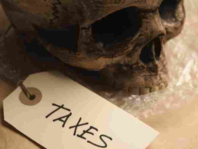 """Both parties are choosing their words carefully in the budget battle. Republicans say they want to get rid of the """"death tax"""" instead of saying estate tax."""