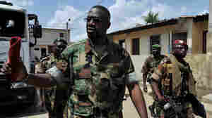 Infighting Threatens Ivory Coast's Path To Peace