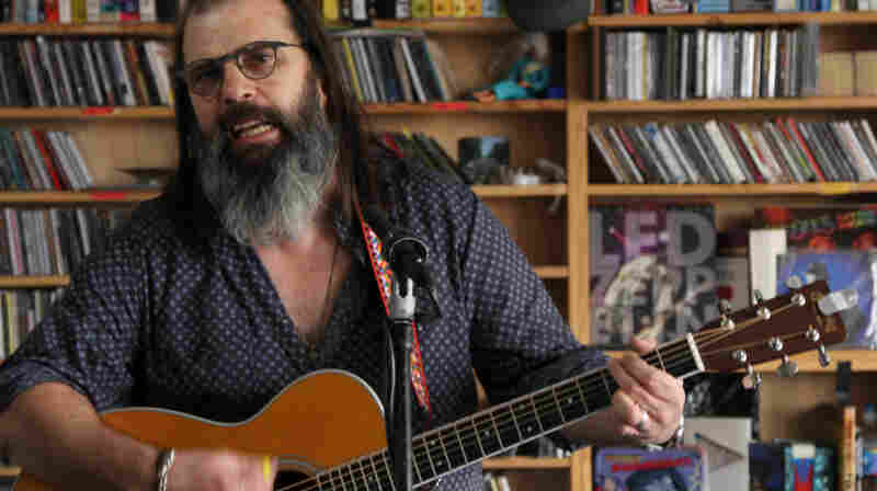 Steve Earle: Tiny Desk Concert