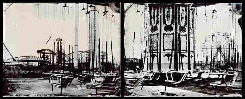 Abandoned Six Flags, New Orleans, La.