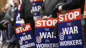 Increasingly Cautious, Unions Less Likely To Strike