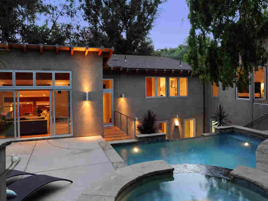 Ashton Kutcher's former Hollywood home is for sale. Asking price: $2.5 million.