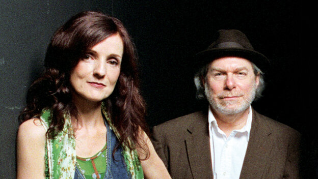 Patty Griffin and Buddy Miller recently performed on World Cafe.
