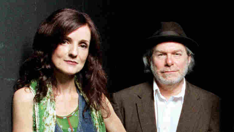 Buddy Miller And Patty Griffin On World Cafe