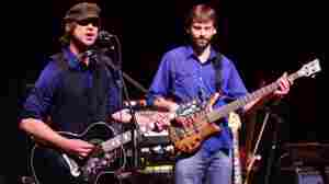 Todd Snider performs on Mountain Stage.