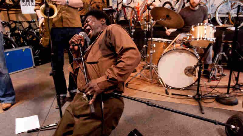 Charles Bradley: Hip-Jerking, Heartfelt Soul