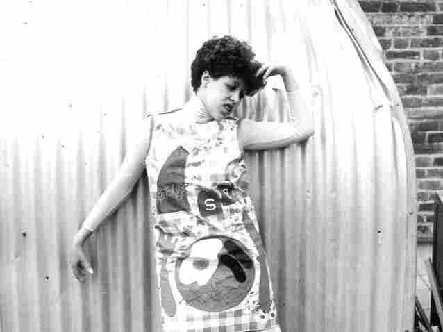 Poly Styrene in 1978 — the same year X-Ray Spex's album Germ Free Adolescents came out.