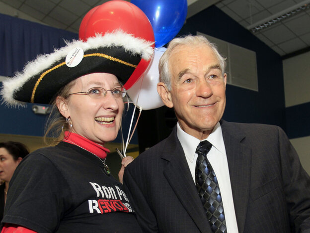 Rep. Ron Paul was Tea Party before Tea Party was cool.