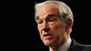 Rep. Ron Paul (R-TX), at the Tea Party Patriots American Policy Summit in Phoenix on Feb. 26, 2011.