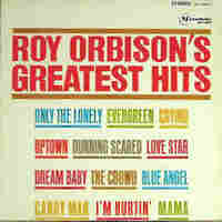 """Cover of Roy Orbison's """"Greatest Hits."""""""