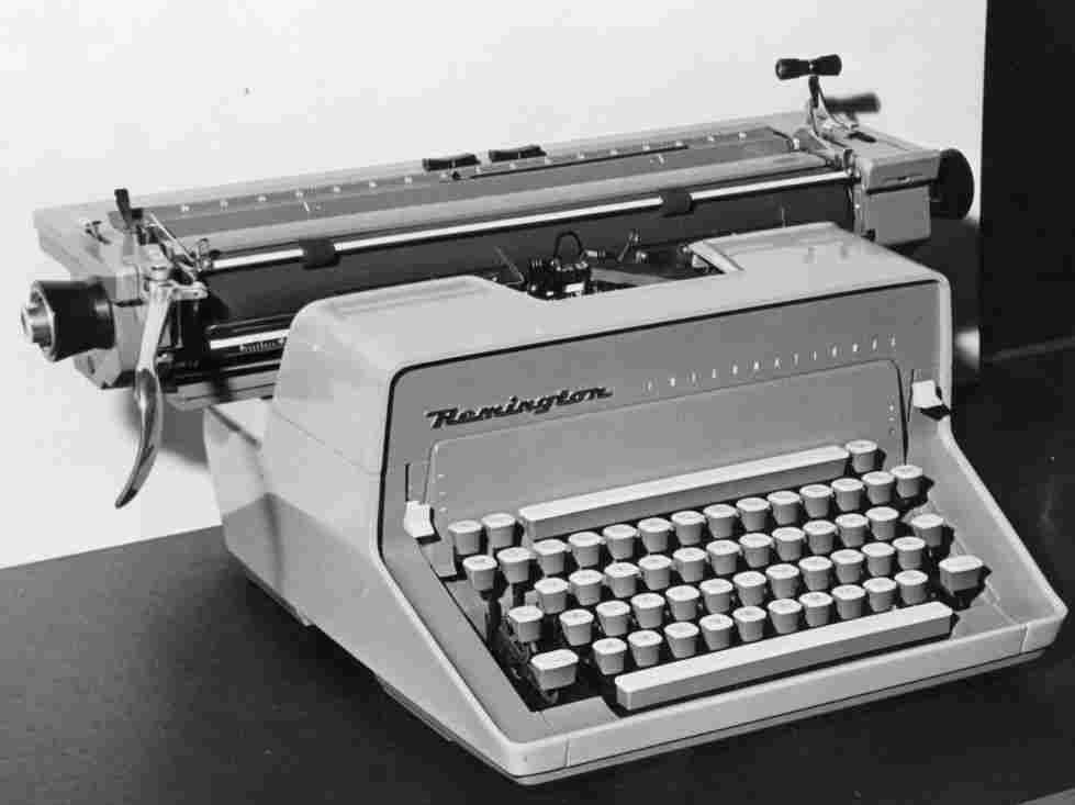 A Remington International, circa 1961.