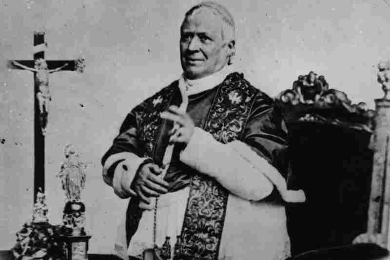 Pope Pius IX (1792-1878): Pius, shown circa 1855 and beatified more than a century after his death, was the pope who oversaw the First Vatican Council. He was the church's longest-serving pope. The conservative Pius considered himself a prisoner of the Vatican after he lost control over the Papal States as Italy unified in the 19th century.