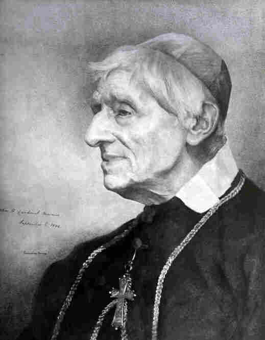 Cardinal John Henry Newman (1801-1890): This undated portrait made available by the church shows the British intellectual, who was an Anglican priest before converting to Catholicism. He wrote many works of philosophy and theology, along with poems and hymns, and was beatified in 2010. In recent years, with Newman on the path to becoming a saint, some scholars have questioned whether he was gay...