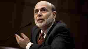 Bernanke More Upbeat  On Jobs Outlook