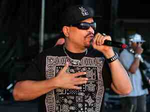 "Ice-T, born Tracy Marrow, moved to Southern Los Angeles as a child, after he lost both of his parents to heart failure. Even at a young age, ""I knew I was going to have to make it on my own,"" he says."