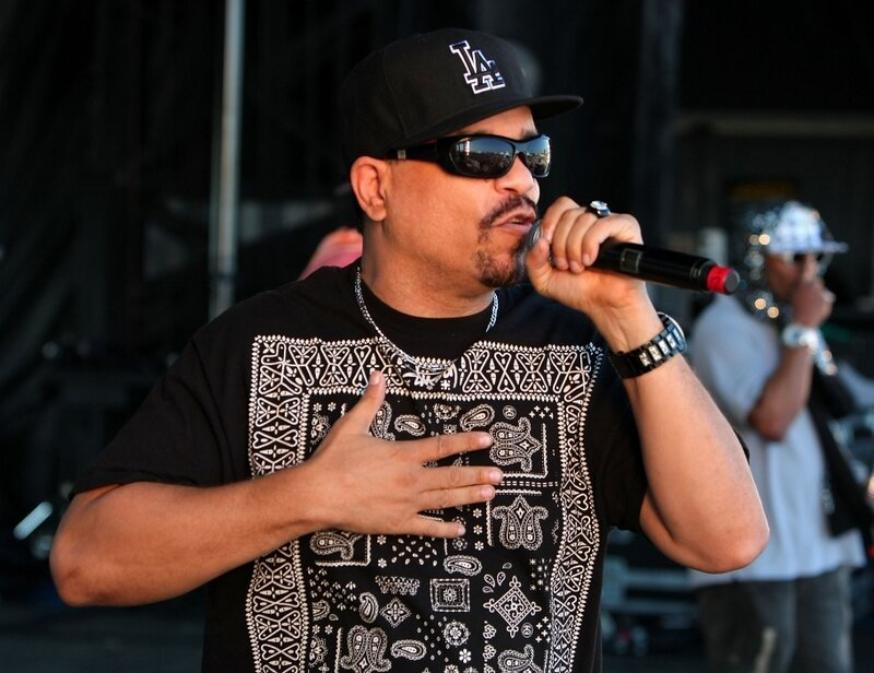 Ice-T, From 'Cop Killer' To 'Law & Order' : NPR
