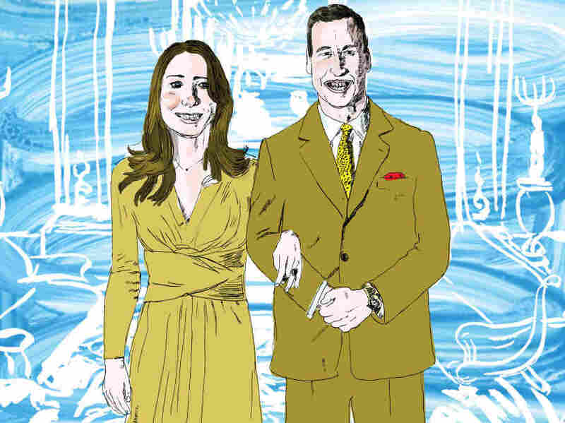 Once they are married, Kate and William will have a new coat of arms that blends elements from their individual coats of arms.
