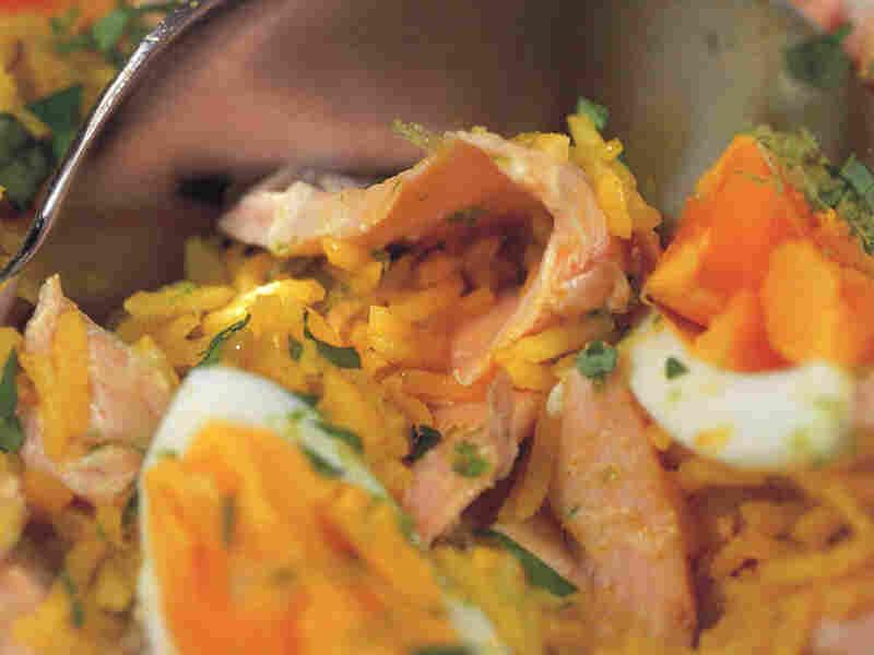 Recipe: Asian-Spiced Kedgeree
