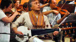 'Saamagam,' A New Cross-Cultural Concerto By Amjad Ali Khan