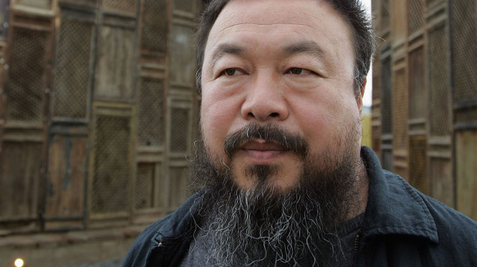 Chinese artist-activist Ai Weiwei was awarded the Chinese Contemporary Art Award for Lifetime Contribution in 2008. He was taken into custody by Chinese authorities nearly a month ago. (Getty Images)