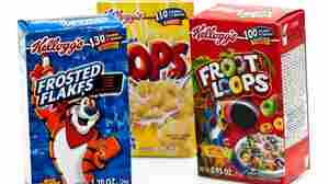Obama Administration: Sugary Foods Not So Grrreat!