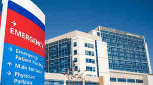Most doctors surveyed said they think visits to emergency rooms will increase as the new health law is implemented.