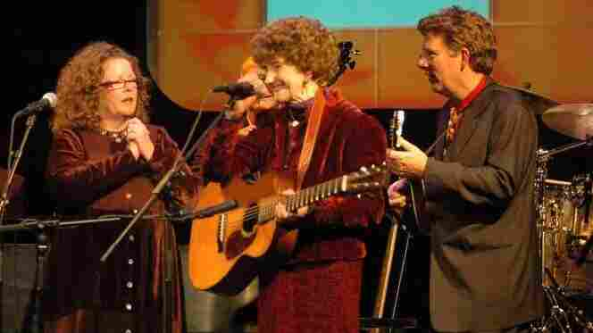 Hear Hazel Dickens Peform On Mountain Stage