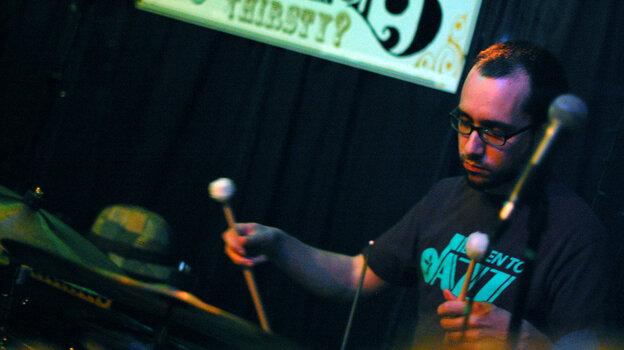 Scott Clark leads the Scott Clark 4tet in concert at RVA Jazzfest 2011.