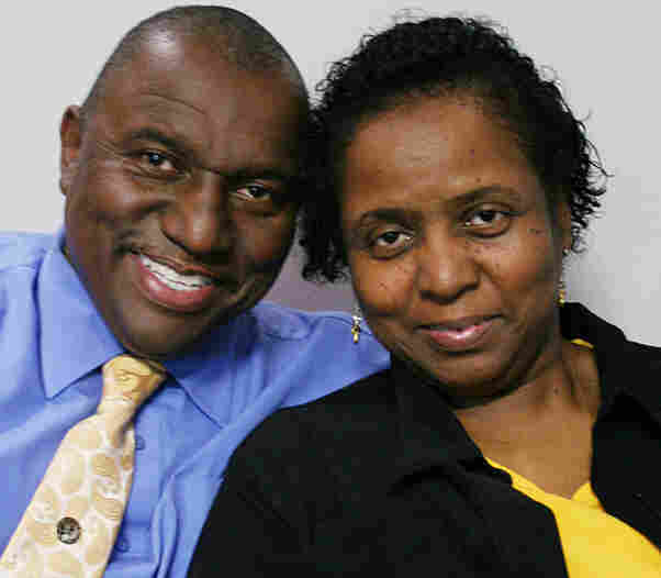Dwight Thompson spoke about The Kissing Case with his sister, Brenda Lee Graham, at StoryCorps in Wilmington, N.C.