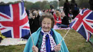 Britons Eagerly Await The Royal Wedding