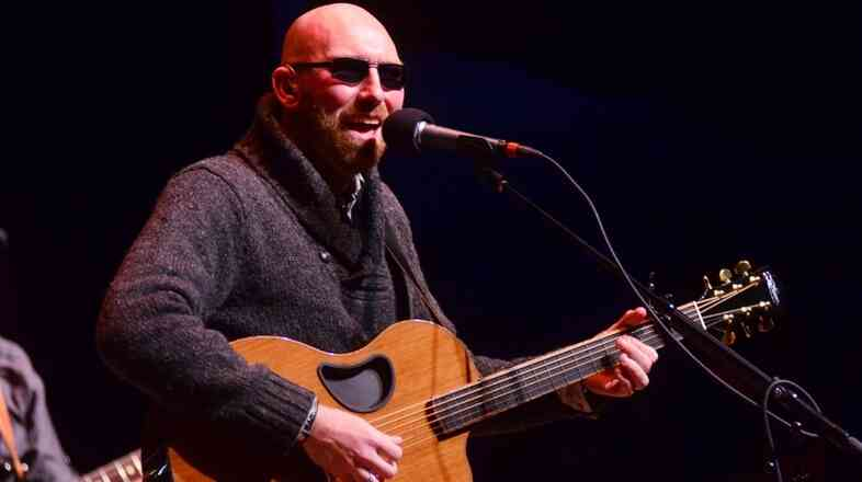 Corey Smith performed on Mountain Stage.