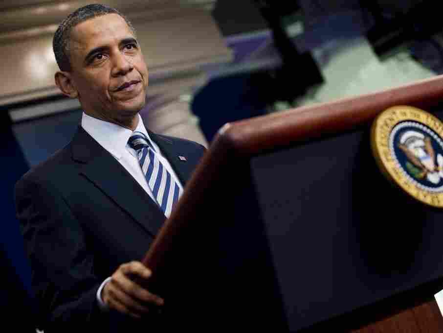 President Obama, April 27, 2011.